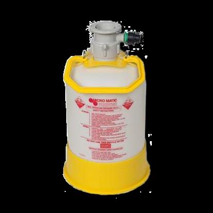 Снимка на Пластмасов кег за профилактика 5 л. байонетен фитинг